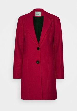 ONLCARMEN - Zimní kabát - mars red