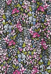 JDY - JDYLION - Button-down blouse - black/multicolor - 5