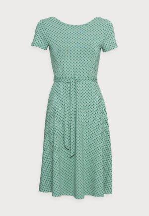 SALLY DRESS FRESNO - Vestito di maglina - opal green