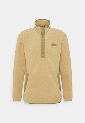 HEARTH - Fleece jumper - kelp