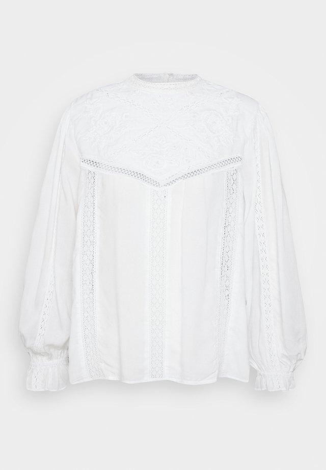 APPARAT - Bluser - blanc