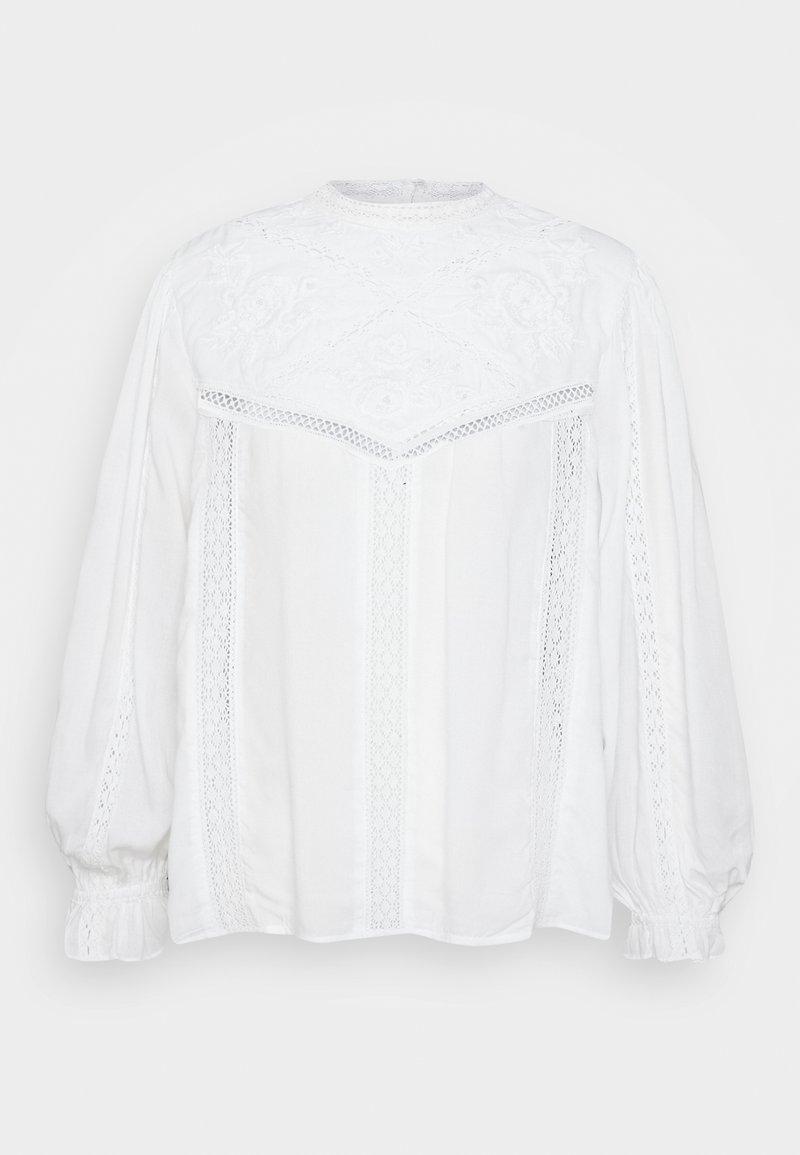 Derhy - APPARAT - Bluzka - blanc