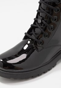 Geox - CASEY GIRL - Lace-up ankle boots - black - 5
