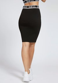 Guess - Pencil skirt - schwarz - 2