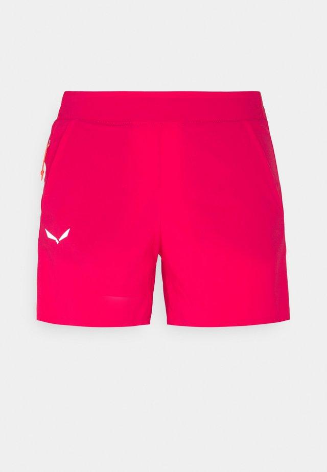 LAVAREDO SHORTS - Krótkie spodenki sportowe - virtual pink