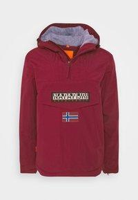 RAINFOREST - Winter jacket - vint amaranth