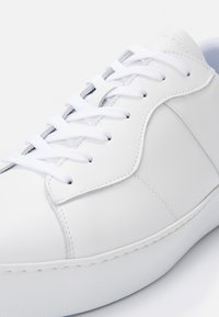 Filling Pieces - LIGHT PLAIN COURT UNISEX - Sneakers basse - all white - 4