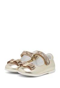 Naturino - NATURINO JETE - Ankle strap ballet pumps - gold - 2