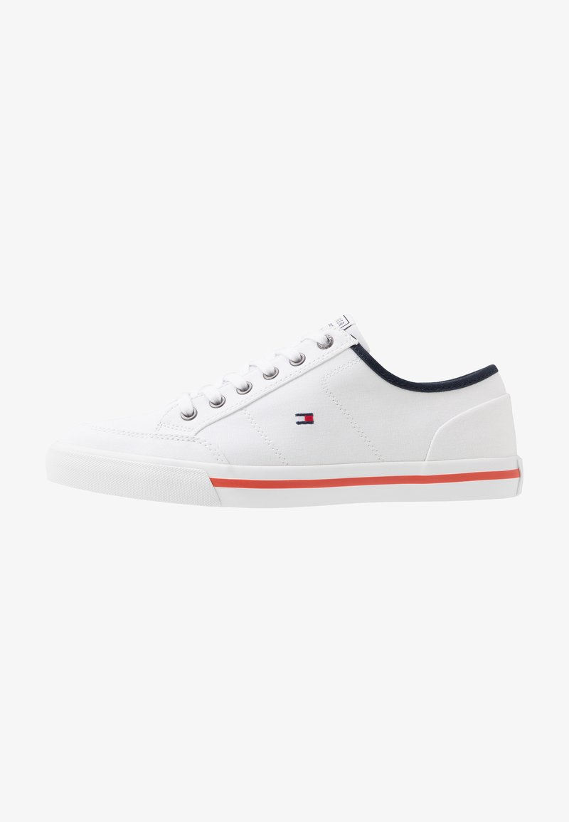 Tommy Hilfiger - HARRINGTON - Sneakers - white