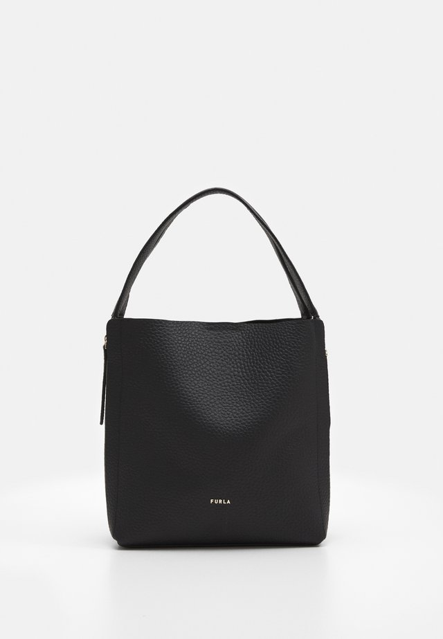 GRACE ZIP - Sac à main - nero/talco