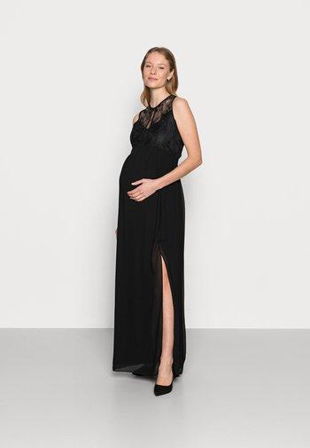 EBBA MAXI - Společenské šaty - black