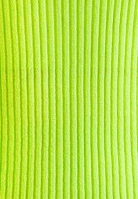 Diesel - KIMBERLY - Svetr - leomon green - 2