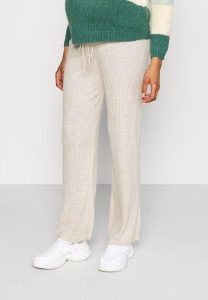 PANTS - Trousers - sand