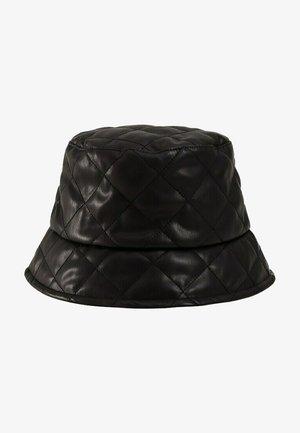 TESELA - Chapeau - zwart