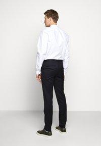 HUGO - HARTLEY - Oblekové kalhoty - dark blue - 2