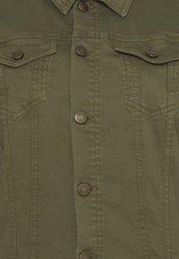 Soyaconcept - ERNA - Denim jacket - dark army - 7