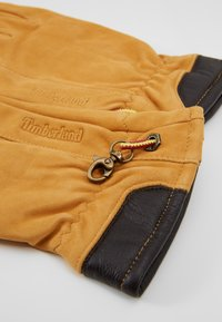 Timberland - GLOVE TOUCH TIPS - Gloves - wheat - 3