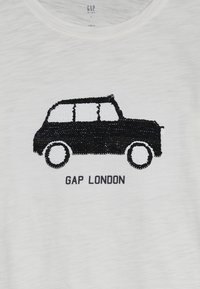 GAP - GIRL CITY  - Top sdlouhým rukávem - new off white - 3