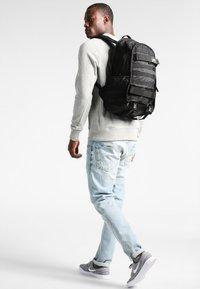 Nike SB - SOLID - Rucksack - black - 0
