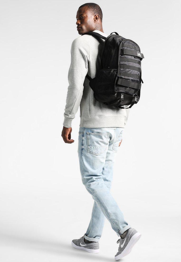 Nike SB - SOLID - Rucksack - black