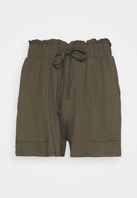 Pieces - PCNEORA FRILL - Shorts - sea turtle - 3