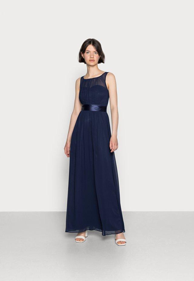 NATALIE DRESS - Occasion wear - navy