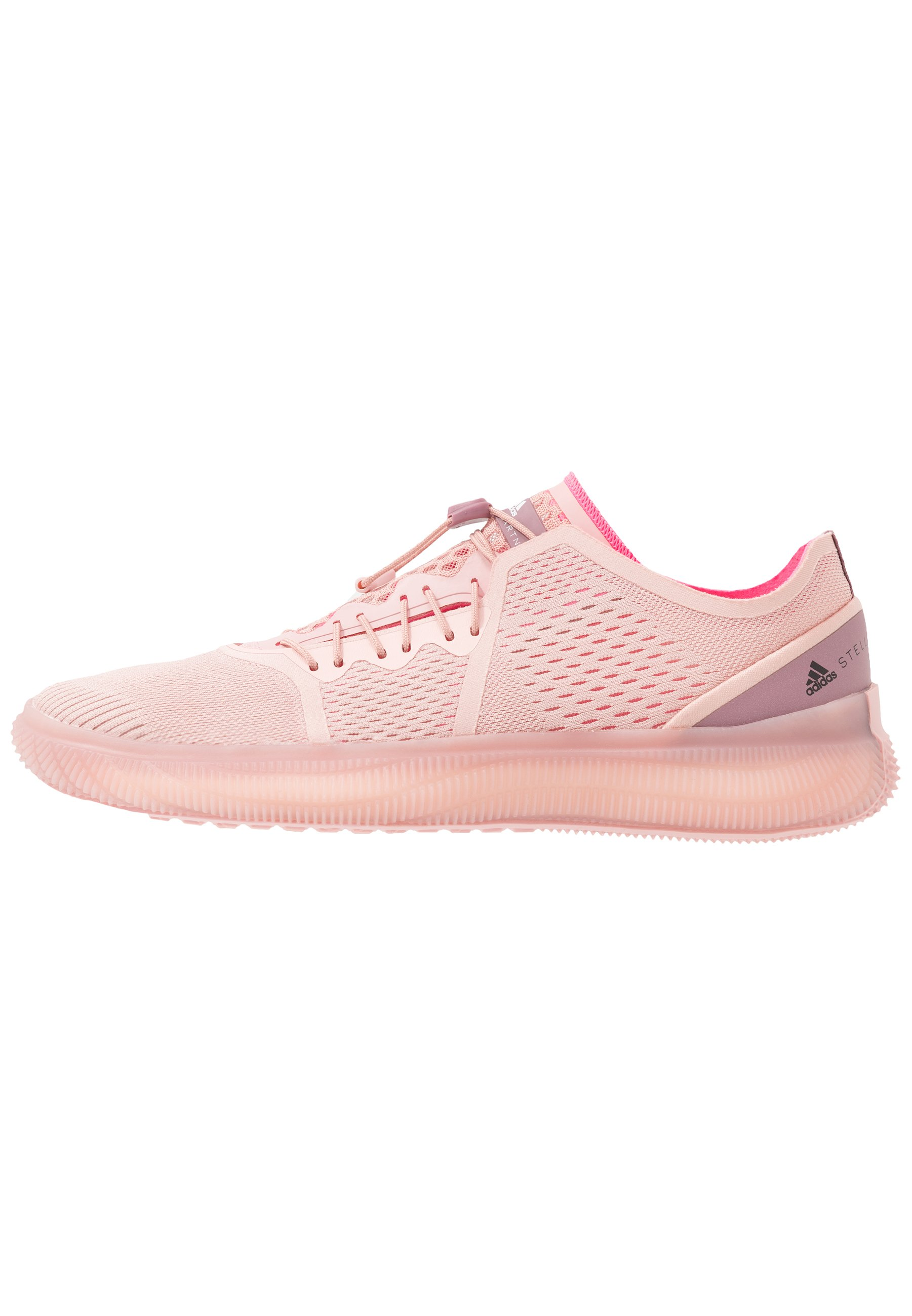 Adidas By Stella Mccartney Pureboost Trainer S. - Kuntoilukengät Pink Spice/ultra Pop/footwear White