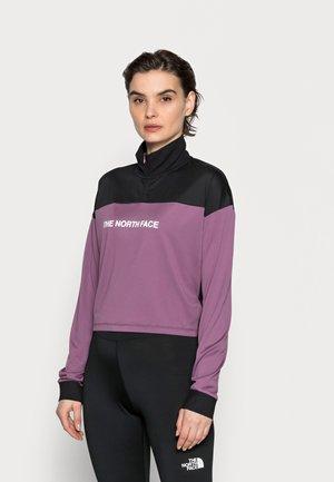 Langarmshirt - pikes purple