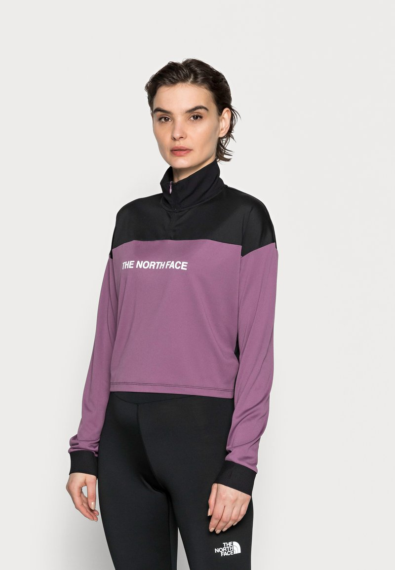 The North Face - Long sleeved top - pikes purple