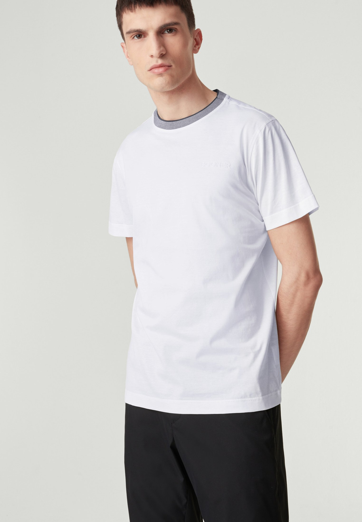 Homme PEDROS - T-shirt basique