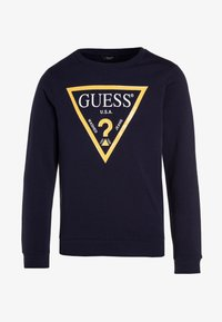 Guess - JUNIOR CORE - Mikina - bleu/deck blue - 0