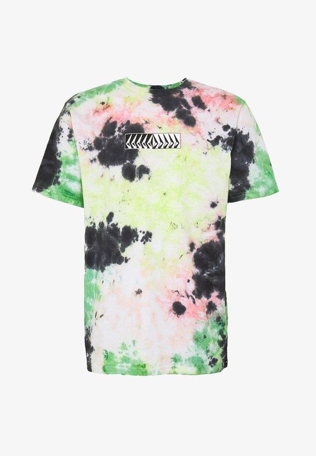 POSITION TEE - T-Shirt print - multi