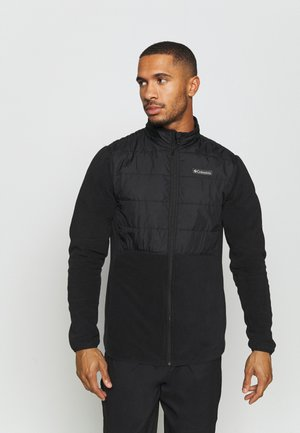 BASIN BUTTE™ FULL ZIP - Fleecová bunda - black
