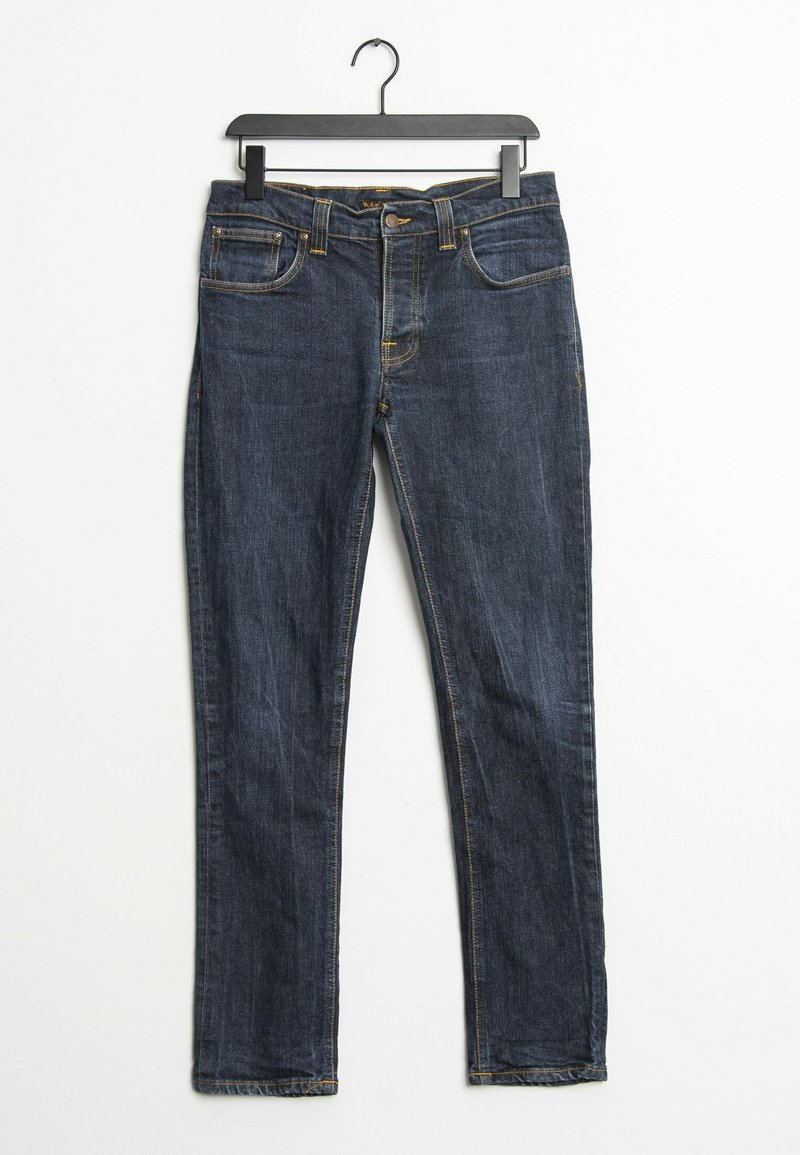 Nudie Jeans - Straight leg jeans - blue
