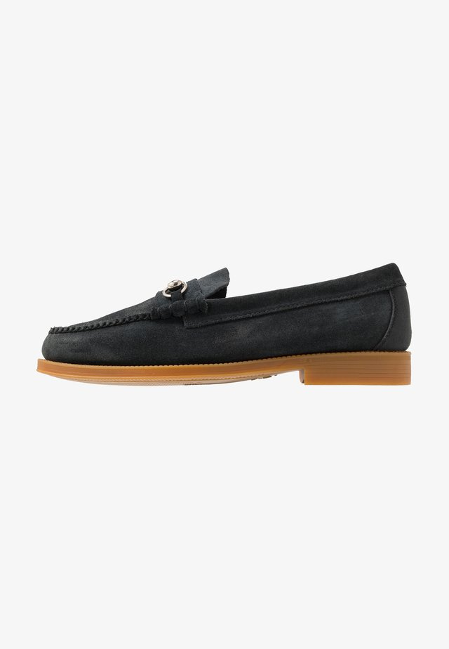 EASY WEEJUN LINCOLN - Loaferit/pistokkaat - navy