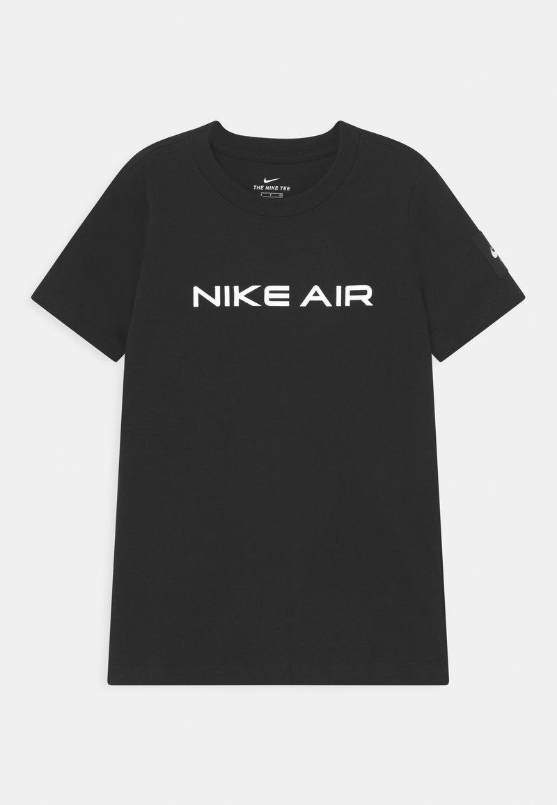 Nike Sportswear - AIR - Camiseta estampada - black