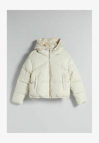 Bershka - Light jacket - off-white - 4