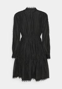 YAS - YASKEMSLEY DRESS - Skjortekjole - black - 1