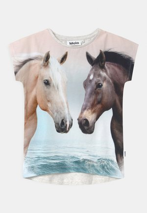 RAGNHILDE - T-shirt con stampa - multi-coloured