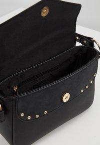 Missguided - STUD DETAIL SHOULDER BAG - Handbag - black - 4
