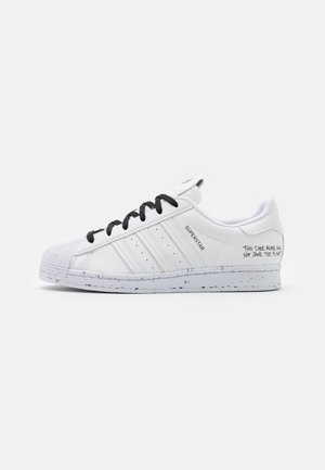 SUPERSTAR UNISEX - Matalavartiset tennarit - footwear white/core black