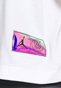Nike Performance - JORDAN PARIS ST GERMAIN TEE  - Club wear - white - 3
