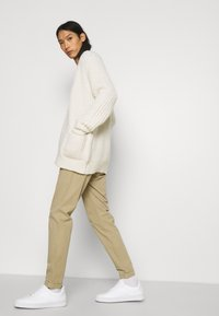 PS Paul Smith - DRAWSTRING TROUSER - Chinos - beige - 3