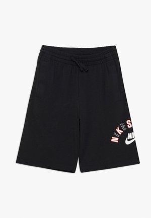 GOOD - Pantaloni sportivi - black