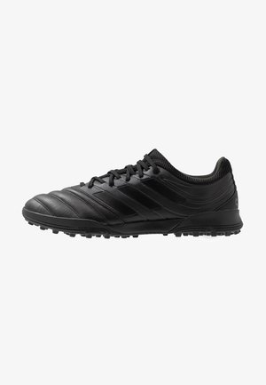 COPA 19.3 TF - Fotbollsskor universaldobbar - core black