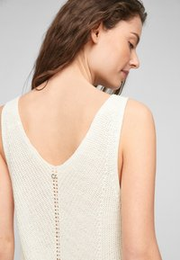 s.Oliver - Top - offwhite - 3