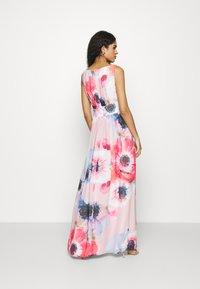 Swing - ABENDKLEID - Maxi dress - powder pink/multi - 2