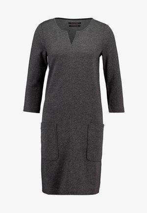 Vestito di maglina - stone melange