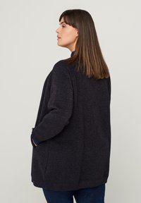 Zizzi - Cardigan - dark blue - 2