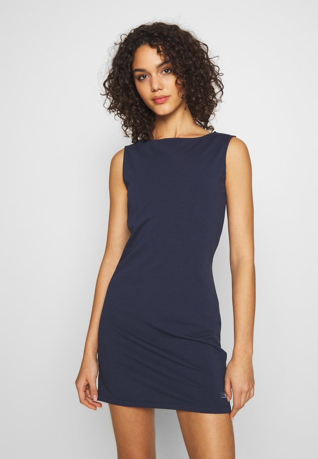 BRITTANY SOLID - Day dress - navy